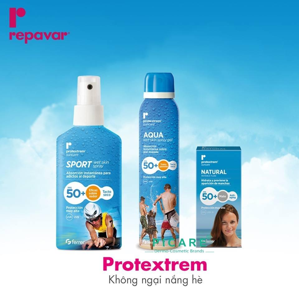PROTEXTREM Chống nắng bảo vệ da