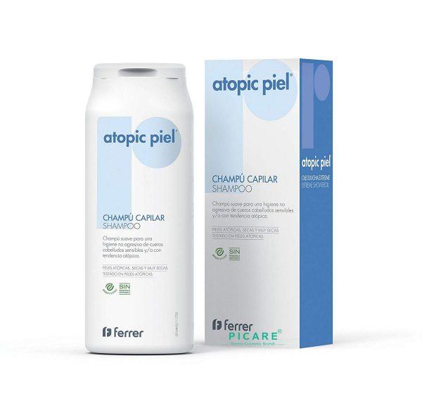 Dầu gội giảm gàu Repavar Atopic Piel Shampoo 200ml